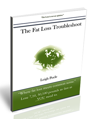Fat Loss Troubleshoot